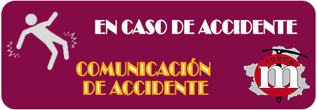 que hacer en caso de accidentes?